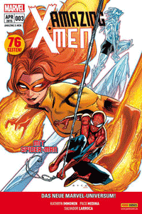 Amazing X-Men, Band 3,