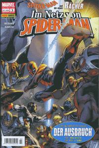 Im Netz von Spider-Man, Band 3, Marvel/Panini Comics