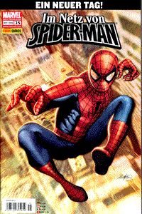 Im Netz von Spider-Man, Band 15, Marvel/Panini Comics
