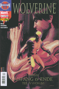 Wolverine, Band 34, Anfang & Ende
