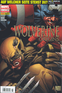 Wolverine, Band 37, Marvel/Panini Comics