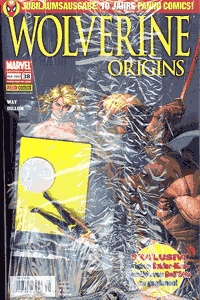 Wolverine, Band 38, Origins