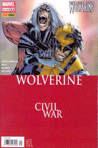 Wolverine, Band 41, Marvel/Panini Comics