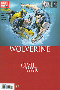Wolverine, Band 42, Marvel/Panini Comics