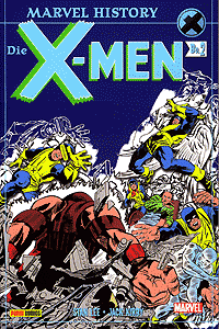 Marvel History: X-Men, Band 2, Marvel/Panini Comics