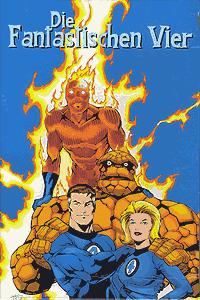 Die Fantastischen Vier, Schuber und 10 Hefte, Marvel/Panini Comics