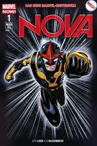 NOVA, Band 1, Die Geburt eines Helden!