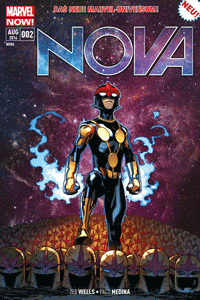 NOVA, Band 2, Marvel/Panini Comics