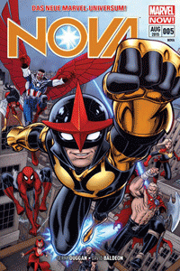 NOVA, Band 5, Marvel/Panini Comics