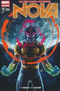NOVA, Band 6, Marvel/Panini Comics