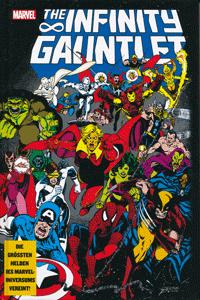 INFINITY GAUNTLET LIM. HARDCOVER, Einzelband, Marvel/Panini Comics