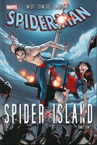 SPIDER-MAN: SPIDER-ISLAND lim. Hardcover, Band 2,