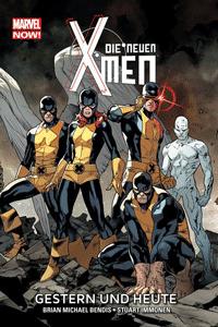 MARVEL NOW! PAPERBACK: DIE NEUEN X-MEN lim. Hardcover, Band 1, Marvel/Panini Comics