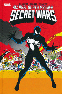 MARVEL SUPER HEROES SECRET WARS lim. Hardcover, Einzelband, Marvel/Panini Comics