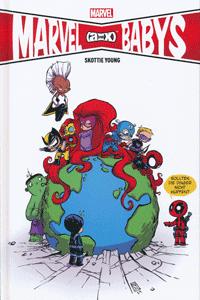 MARVEL BABYS lim. Hardcover, Einzelband, Marvel/Panini Comics
