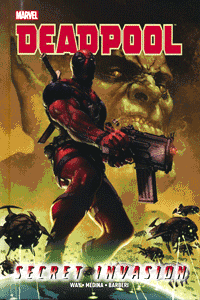 DEADPOOL: SECRET INVASION lim. Hardcover, Einzelband,