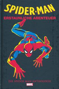 SPIDER-MAN: ERSTAUNLICHE ABENTEUER, Einzelband, Marvel/Panini Comics
