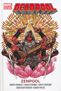 MARVEL NOW! PAPERBACK: DEADPOOL lim. HARDCOVER, Band 7, Panini Comics