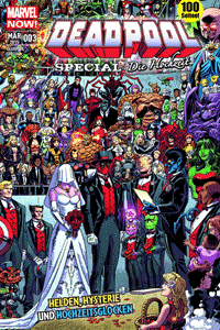 Deadpool Special, Band 3, Marvel/Panini Comics