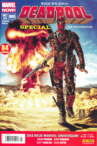 Deadpool Special, Band 5, Marvel/Panini Comics
