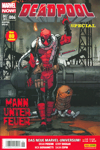 Deadpool Special, Band 6, Marvel/Panini Comics