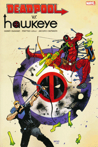 DEADPOOL vs. HAWKEYE, Einzelband,