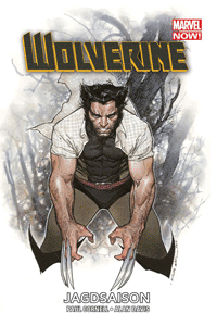 MARVEL NOW! PAPERBACK: WOLVERINE lim. HARDCOVER, Band 1, Jagdsaison