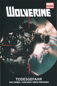 MARVEL NOW! PAPERBACK: WOLVERINE lim. HARDCOVER, Band 2, Marvel/Panini Comics