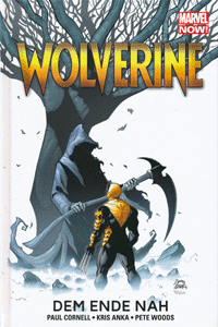 MARVEL NOW! PAPERBACK: WOLVERINE lim. HARDCOVER, Band 4, Marvel/Panini Comics