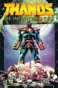 MARVEL EXKLUSIV 121   THANOS lim. HARDCOVER, Einzelband, Die Infinity - Einheit