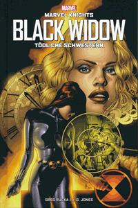 Marvel Knights - BLACK WIDOW, Schwarze Witwe lim. Hardcover, Einzelband, Marvel/Panini Comics