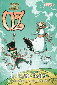 Der Zauberer von OZ, Band 3, Dorothy und der Zauberer in Oz