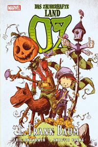 Der Zauberer von Oz, Band 4, Marvel/Panini Comics