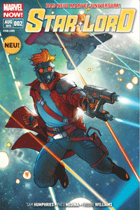 STAR-LORD, Band 2, Marvel/Panini Comics