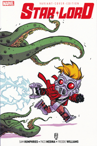 STAR-LORD, Band 1 Variant, Marvel/Panini Comics