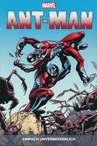 ANT-MAN MEGABAND, Band 1, Marvel/Panini Comics