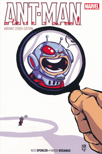 ANT-MAN SONDERBAND, Band 1 Variant, Marvel/Panini Comics