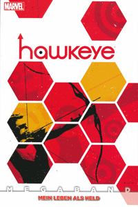 HAWKEYE MEGABAND, Band 2, Marvel/Panini Comics