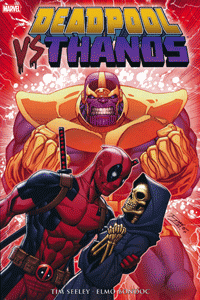 DEADPOOL vs. THANOS, Einzelband, Marvel/Panini Comics