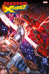 DEADPOOL vs. X-FORCE, Einzelband, Stan Lee pr�sentiert