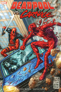 DEADPOOL vs. CARNAGE, Einzelband, Marvel/Panini Comics
