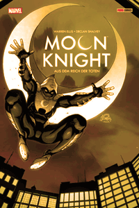 MOON KNIGHT, Band 1 - 3, Knallhart