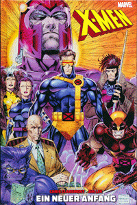 X-MEN | Chris Claremont & Jim Lee lim. Hardcover, Einzelband, Marvel/Panini Comics
