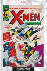 MARVEL KLASSIKER: X-MEN lim. Hardcover, Einzelband, Marvel/Panini Comics