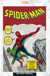 MARVEL KLASSIKER: SPIDER-MAN lim. Hardcover, Einzelband,