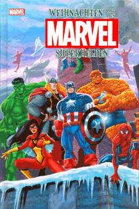 Weihnachten mit den Marvel Superhelden, Einzelband, Marvel/Panini Comics