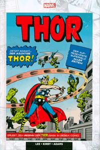 MARVEL KLASSIKER: THOR lim. Hardcover, Einzelband, Marvel/Panini Comics