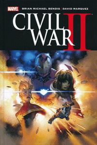 CIVIL WAR II PAPERBACK lim. Hardcover, Einzelband,