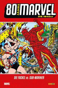 80 JAHRE MARVEL, Band 1, Marvel/Panini Comics