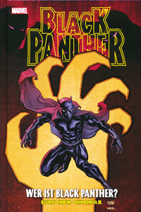 BLACK PANTHER lim. Hardcover, Einzelband, Marvel/Panini Comics